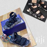 Adidas Off White Sandal | Shoes for sale in Lagos State, Lagos Island