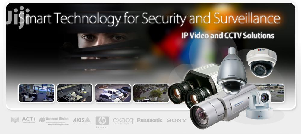 Archive: CCTV Security Installation By Teso Tech