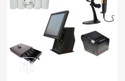 Point Of Sale System Hardware Only Kit BY HIPHEN SOLUTIONS