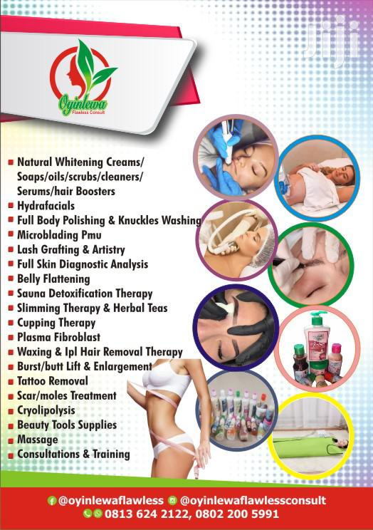 Oyinlewa Flawless Spa & Beauty Services | Health & Beauty Services for sale in Badagry, Lagos State, Nigeria