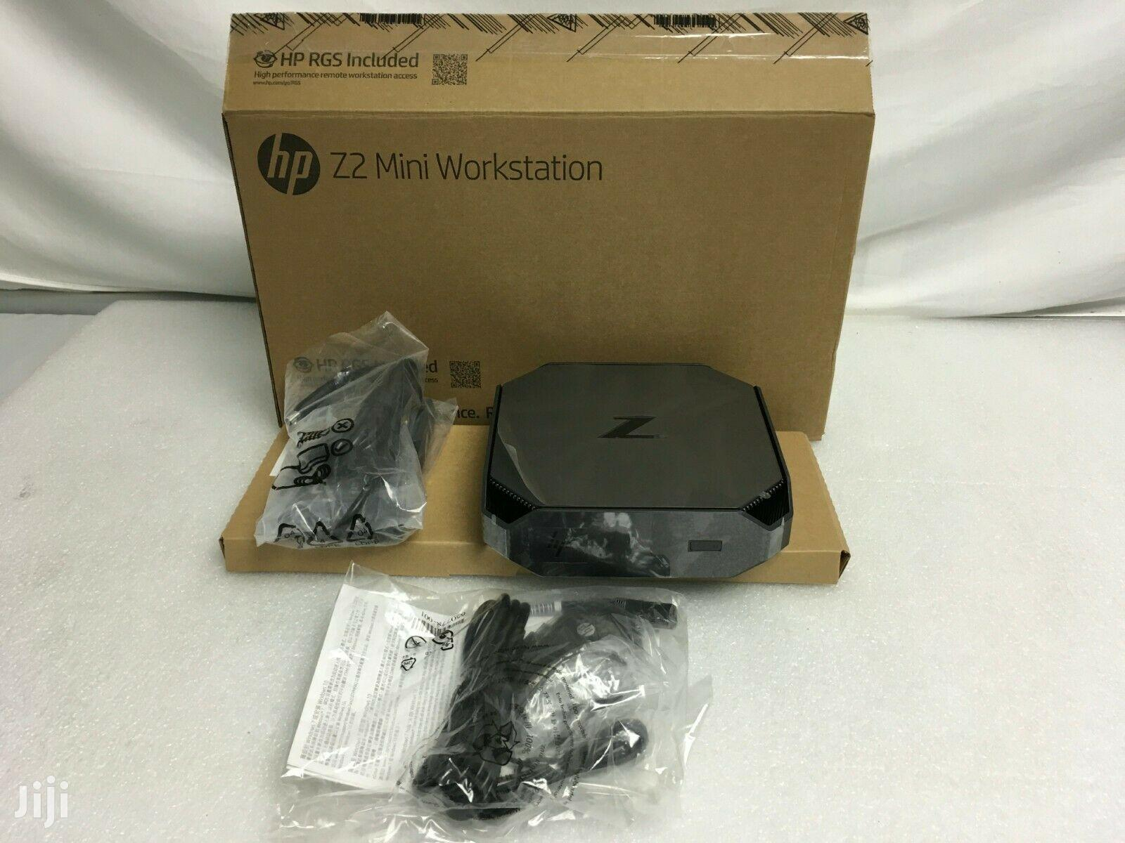 New Desktop Computer HP Z2 8GB Intel Core I7 HDD 1T