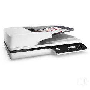 HP Scanjet Pro 3500 F1 Flatbed Scanner | Printers & Scanners for sale in Lagos State, Ikeja