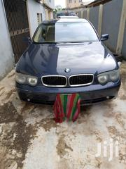 BMW 7 Series 2003 Blue | Cars for sale in Lagos State, Ikeja