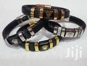 Designer Leather Rolex Bracelet | Jewelry for sale in Lagos State, Lagos Island