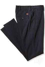Authentic Jack Jones Marco Wright Navy Akm 171 Noos Slim Trousers | Clothing for sale in Lagos State, Ikeja