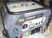 New Sumac Firman 7.0kva Dual Fuel And Gas Use Key Starter Full Copper | Electrical Equipment for sale in Lagos State, Ojo