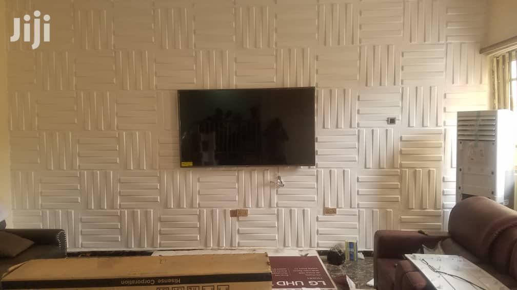 Wallpaper, 3D 4D WALL PANEL, Window Blind, Curtains Ect | Home Accessories for sale in Ibadan, Oyo State, Nigeria
