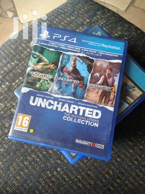 Uncharted Drake Collection | Video Games for sale in Abuja (FCT) State, Central Business Dis