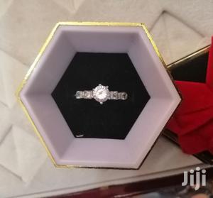 Designer Silver Engagement Ring   Wedding Wear & Accessories for sale in Lagos State, Lagos Island (Eko)