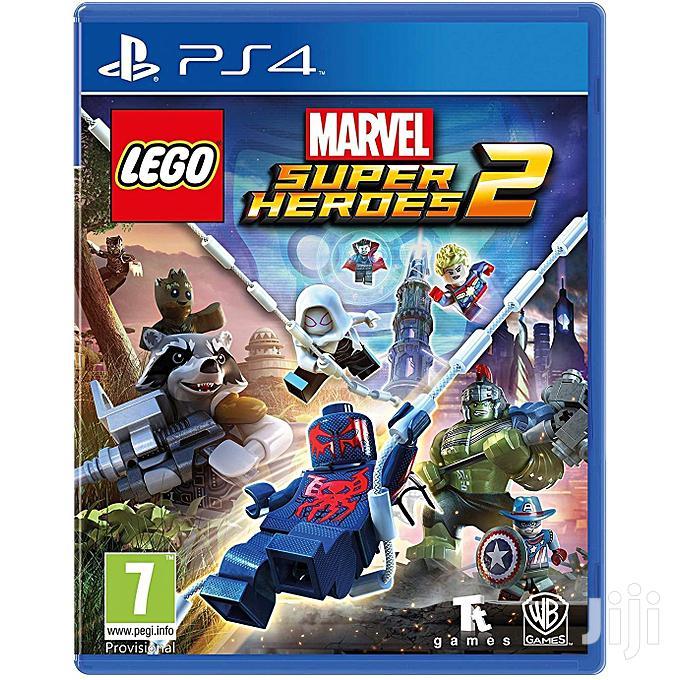 PS4 Lego Marvel Super Heros 2