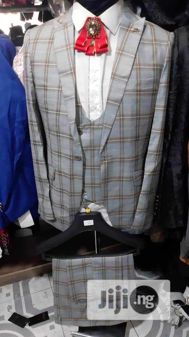 Suit for Men Clothing