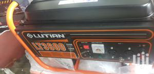 Lutian Petrol Semi Silent Generator 3.5 Kva | Electrical Equipment for sale in Lagos State, Ojo