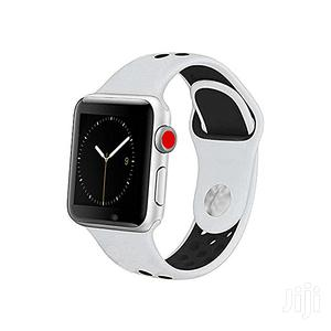 Miwear M3 Bluetooth Smart Watch - White | Smart Watches & Trackers for sale in Lagos State, Ikeja
