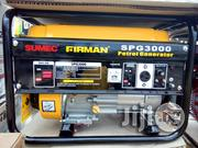 Sumec Firman Generator | Electrical Equipment for sale in Lagos State, Shomolu