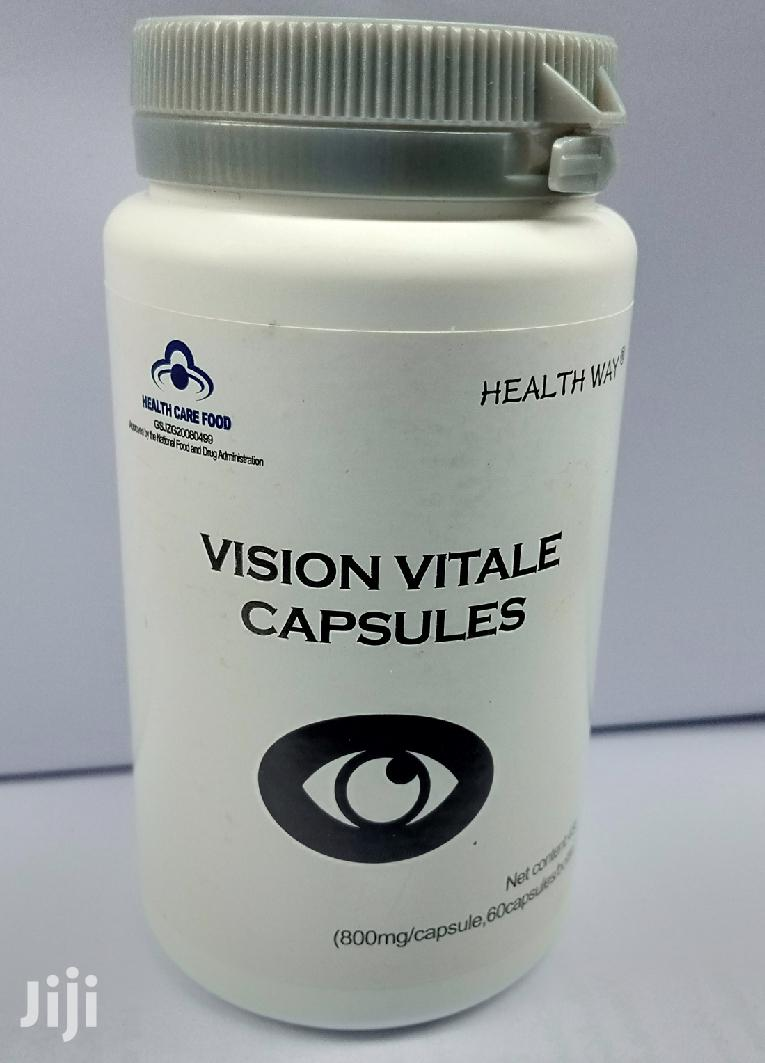 Archive: Cure the Cataracts and Glaucoma Permanently With Norland Vision Vitale