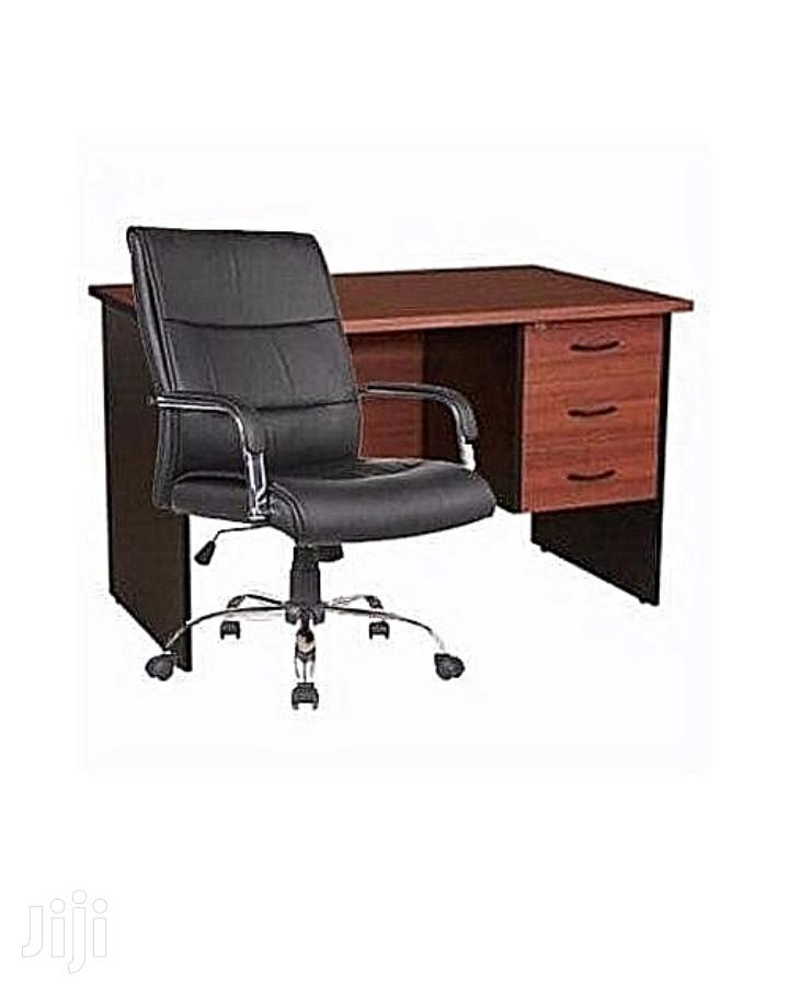 Office Table With Office Chair