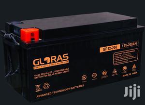 Gloras 200ah Battery | Solar Energy for sale in Lagos State, Ojo