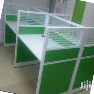 Glass Partition Office Workstation   Furniture for sale in Lagos State, Oshodi