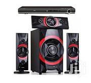 Hisonic Home Theatre With Bluetooth + DVD Player | Audio & Music Equipment for sale in Ondo State, Ifedore
