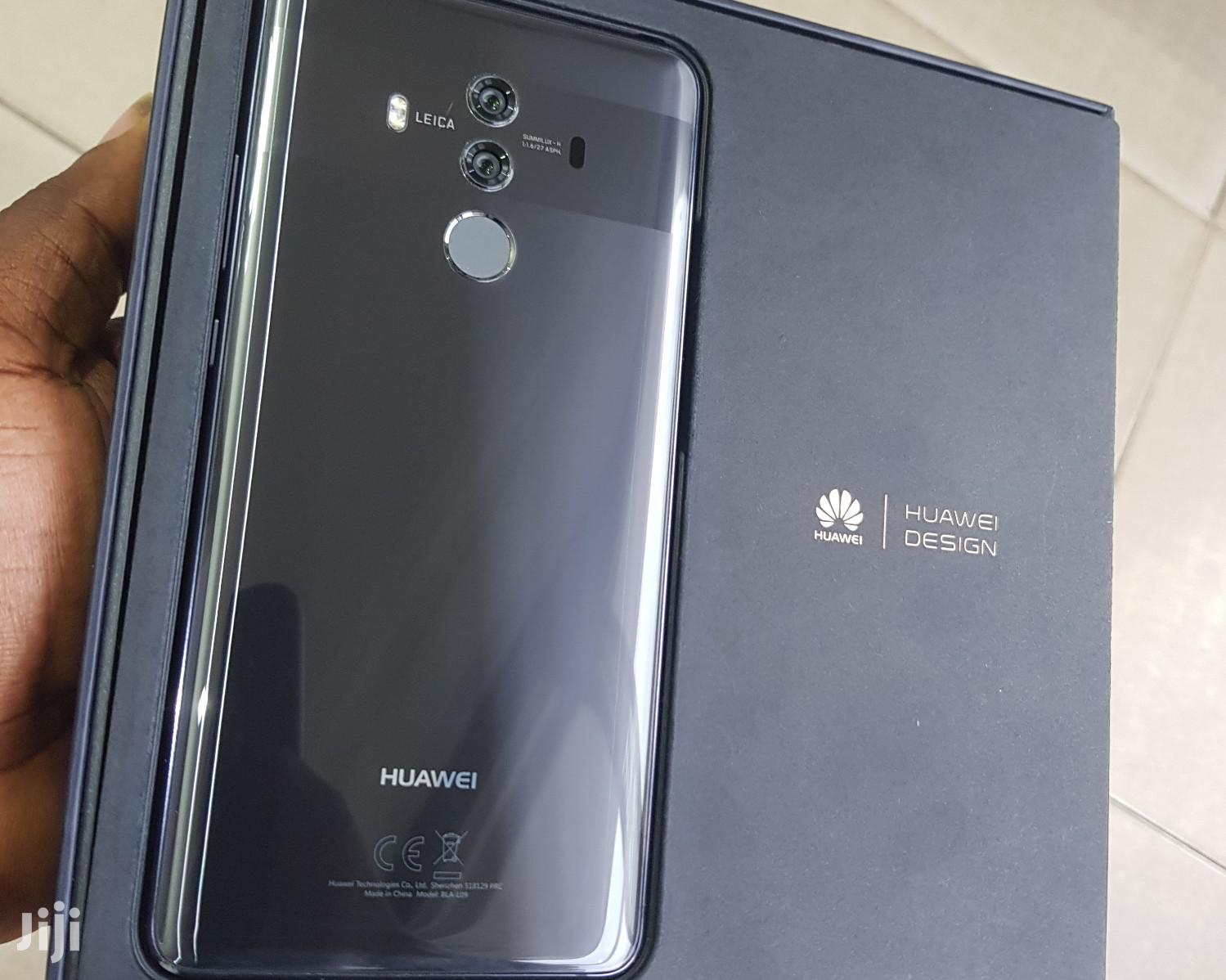 Archive: Huawei Mate 10 Pro 64 GB Black