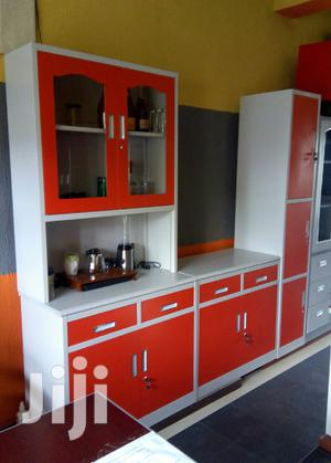 Kitchen Cabinet (Metal) | Furniture for sale in Abuja (FCT) State, Wuse