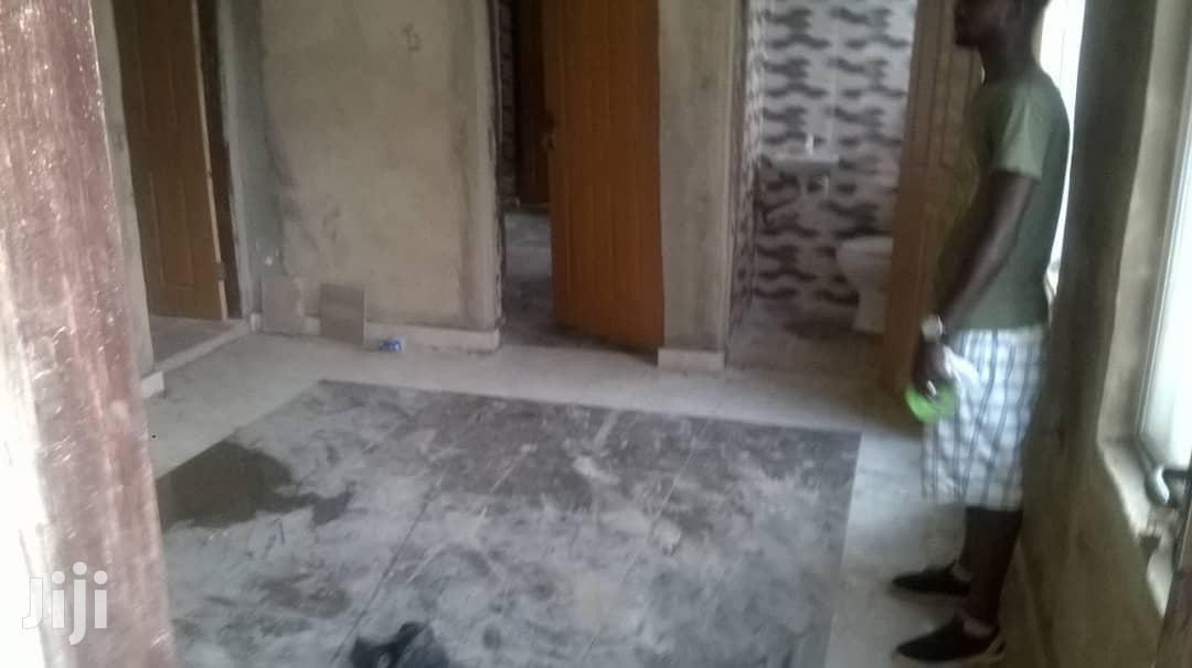 Newly Built Mini Flat For Rent At Ekoro Abule Egba. | Houses & Apartments For Rent for sale in Agege, Lagos State, Nigeria