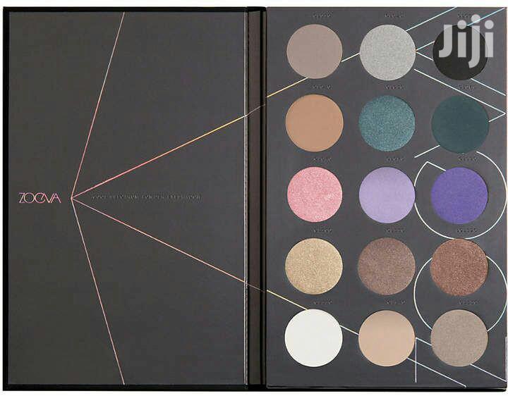 Archive: Zoeva Cool Spectrum Eyeshadow Palette