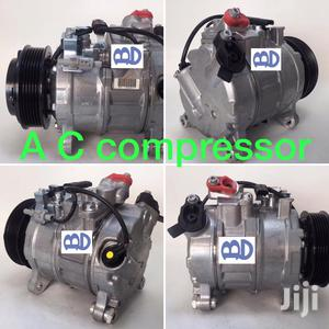 Mercedes Benz AC Compressor/ All AC Parts | Vehicle Parts & Accessories for sale in Lagos State, Surulere