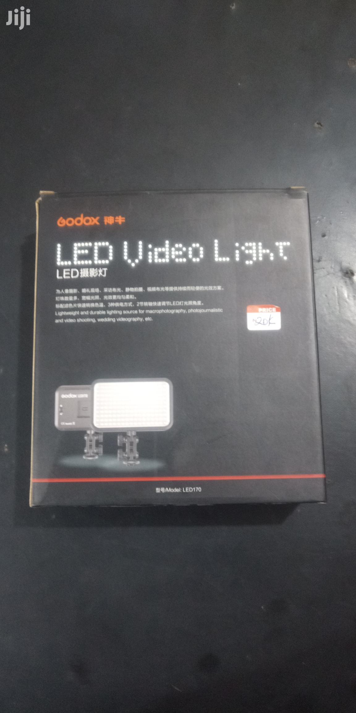 Archive: Godox Led Video Light, Led 170