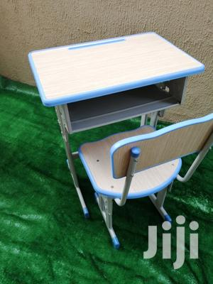 Modernize Desk And Chairs For Secondary School On Sales | Building & Trades Services for sale in Lagos State, Ikeja
