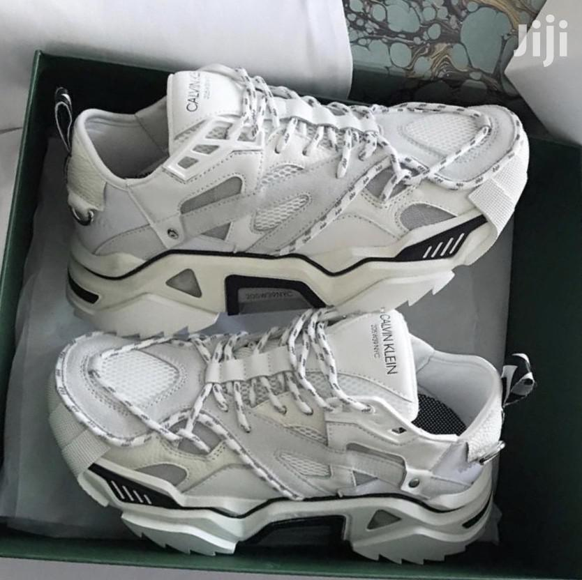 Calvin Klein Sneakers | Shoes for sale in Lagos Island (Eko), Lagos State, Nigeria
