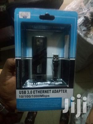 USB to LAN (Rj 45) Converter | Accessories & Supplies for Electronics for sale in Lagos State, Ikeja