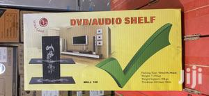DVD/Audio Double Layer Glass Wall Shelf | Furniture for sale in Lagos State, Ikeja