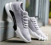 Fashion Casual Gray and White Sneaker | Shoes for sale in Lagos State, Lagos Island