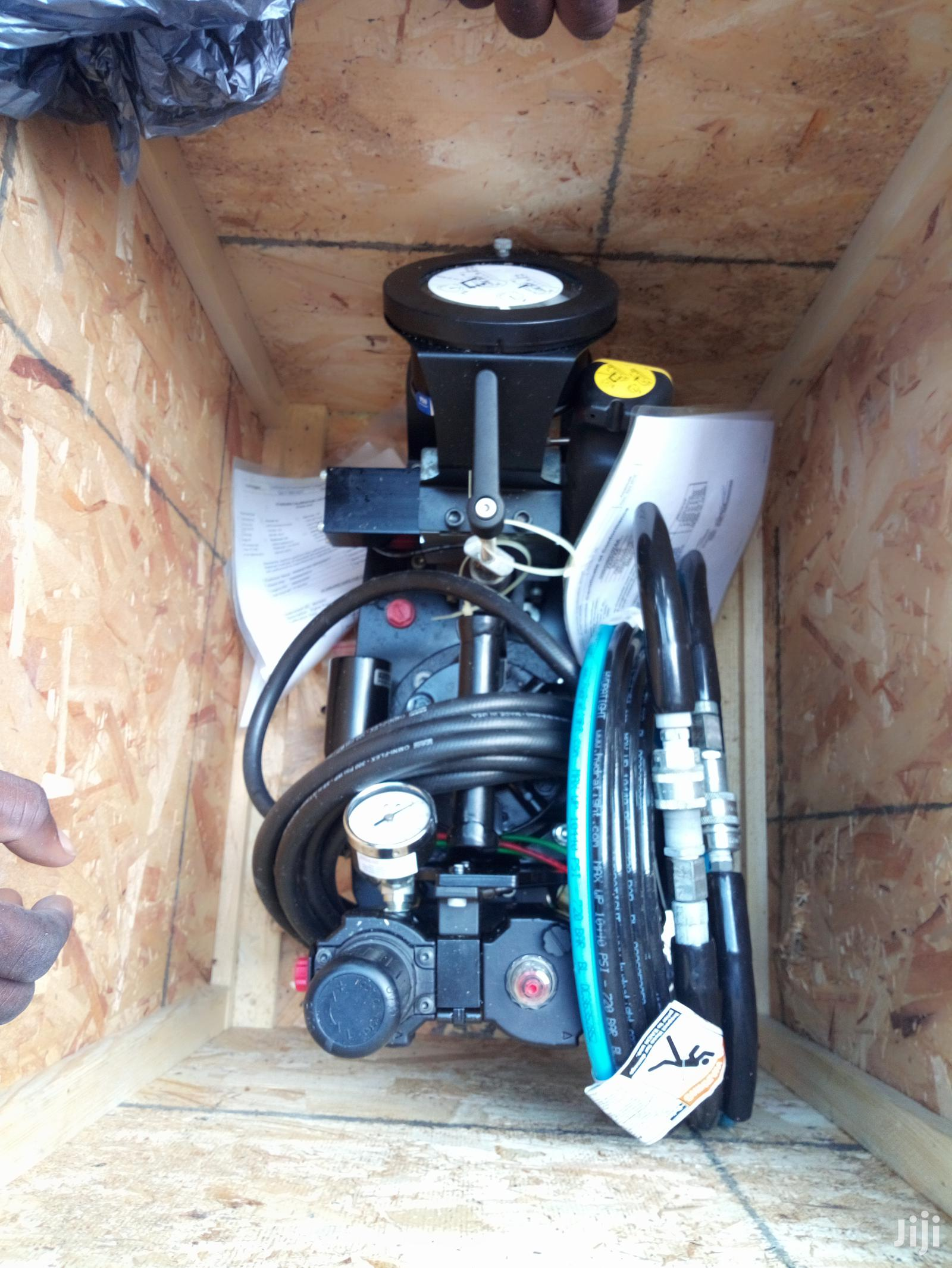 Hydratight Hydraulic Torquing Pump   Manufacturing Equipment for sale in Port-Harcourt, Rivers State, Nigeria