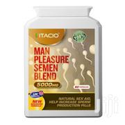 Man Pleasure Semen Blend 10:1 Extract 5000mg | Sexual Wellness for sale in Lagos State, Magodo