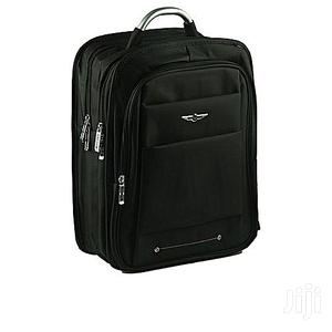 HP Power Laptop Backpack With Metal Handle - Black | Bags for sale in Lagos State, Agege