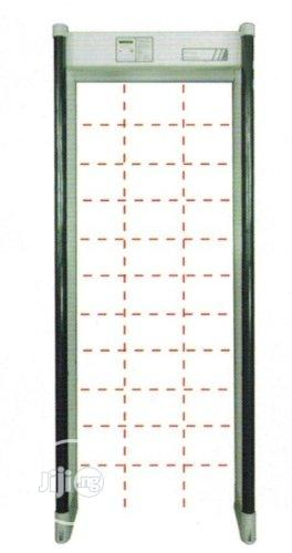 Archive: BG-6500T 33 Zone Walk Through Metal Detector