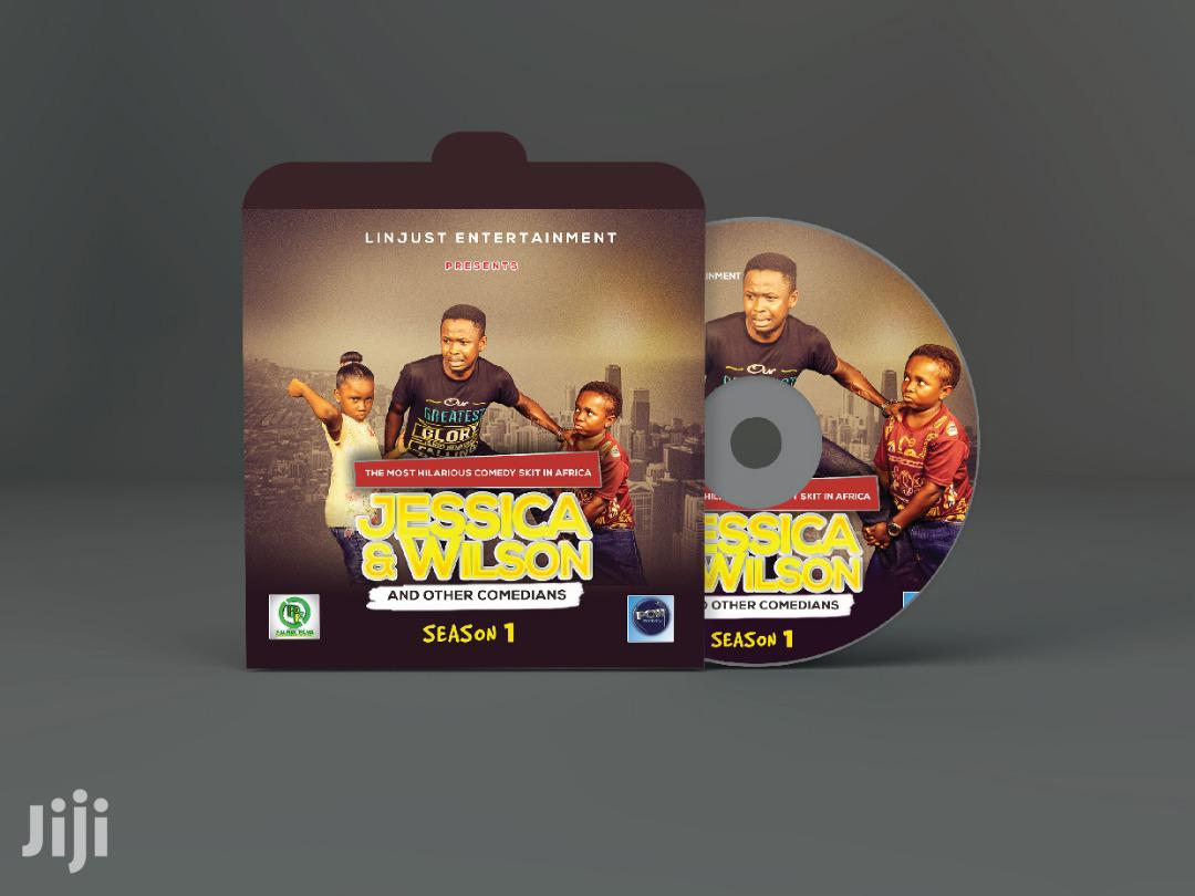 Linjust Comedy Season 1 (DVD ) Is Finally Out For Grabs | CDs & DVDs for sale in Port-Harcourt, Rivers State, Nigeria