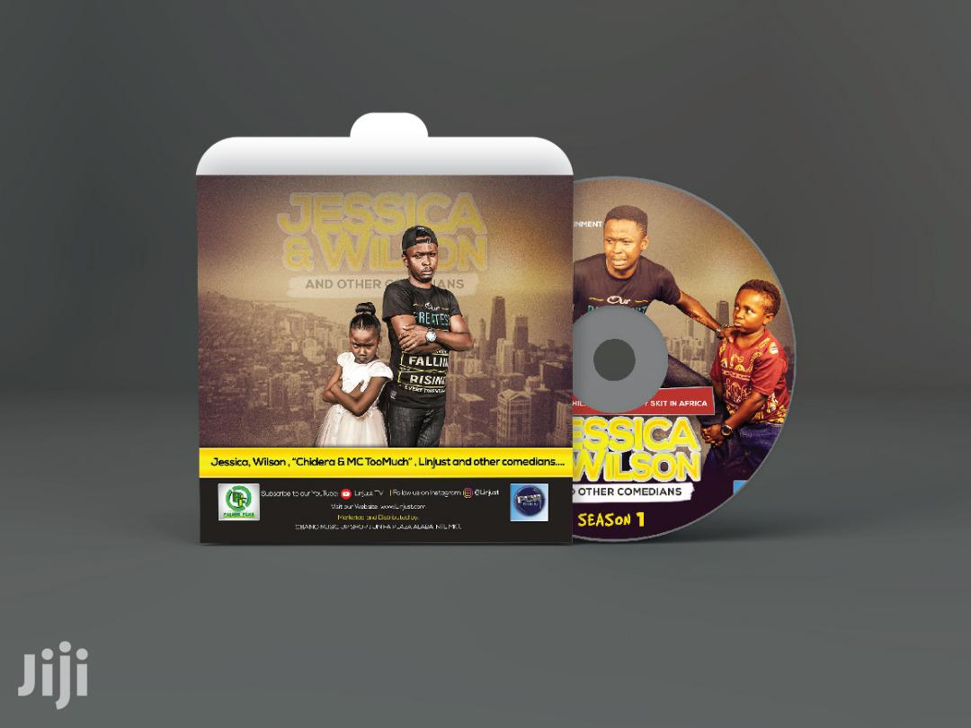 Linjust Comedy Season 1 (DVD ) Is Finally Out For Grabs