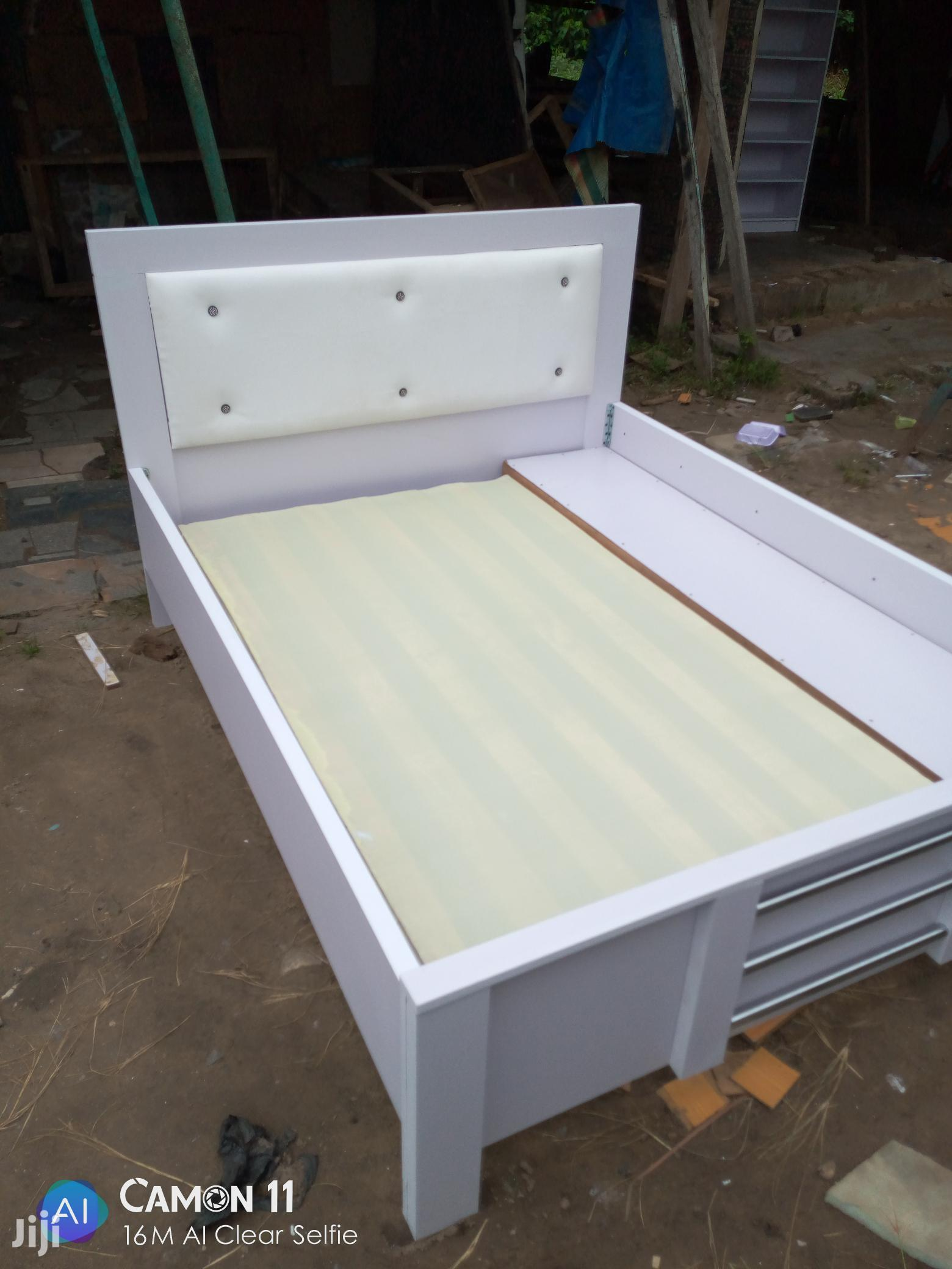 Available Bed Frame 4/5 By 6 | Furniture for sale in Lekki, Lagos State, Nigeria