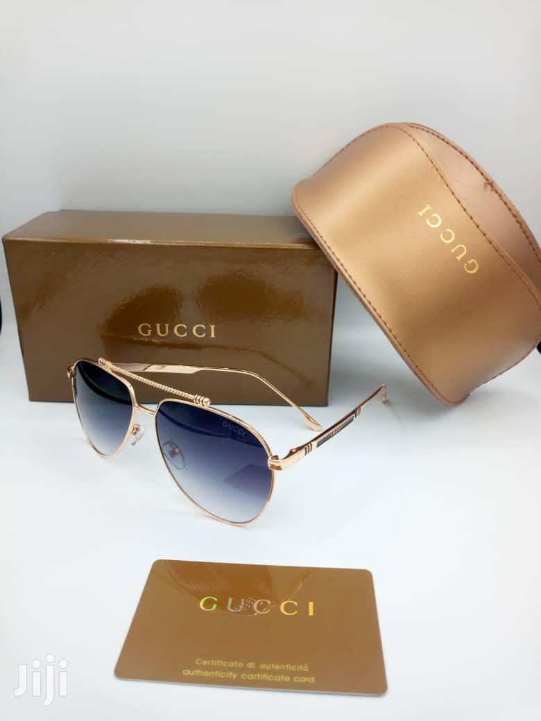 Gucci Sunshade Glasses