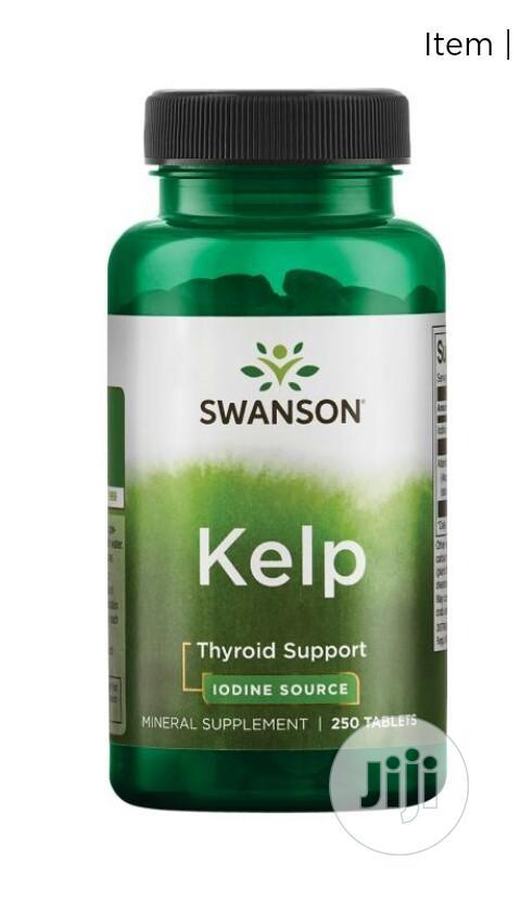 Kelp Thyriod Support