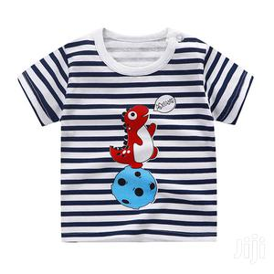 Round Neck Tshirts for Babies and Kids | Children's Clothing for sale in Lagos State, Yaba
