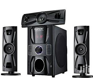 BRAND NEW DJACK 3.1 X-bass Bluetooth Home Theatre System DJ-303   Audio & Music Equipment for sale in Lagos State, Ojo
