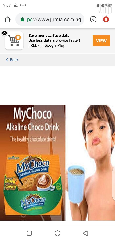 Alliance in Motion Global Mychoco Chocolate Drink