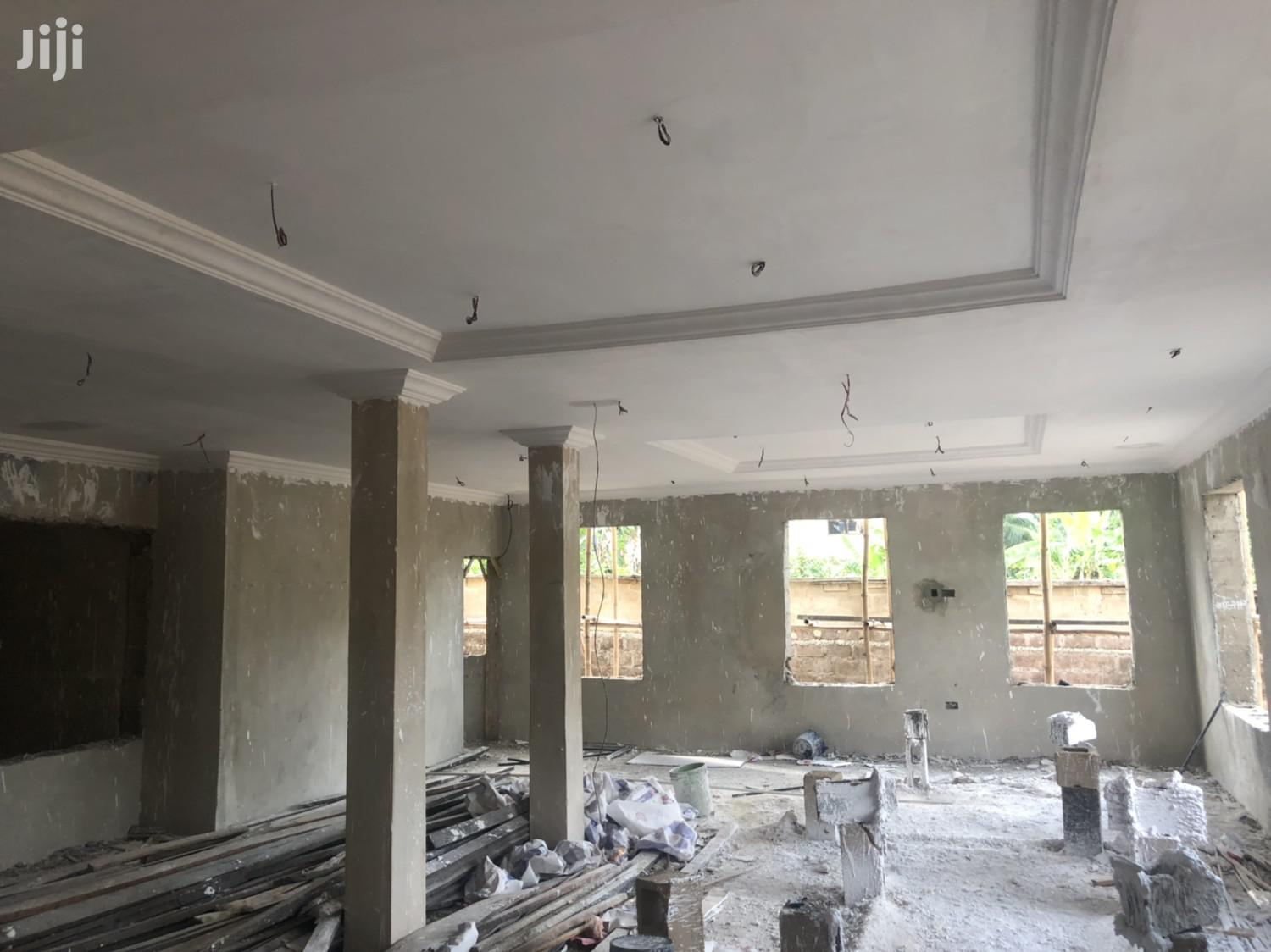 Pop And Profile Aluminum Celling Work | Building Materials for sale in Alimosho, Lagos State, Nigeria