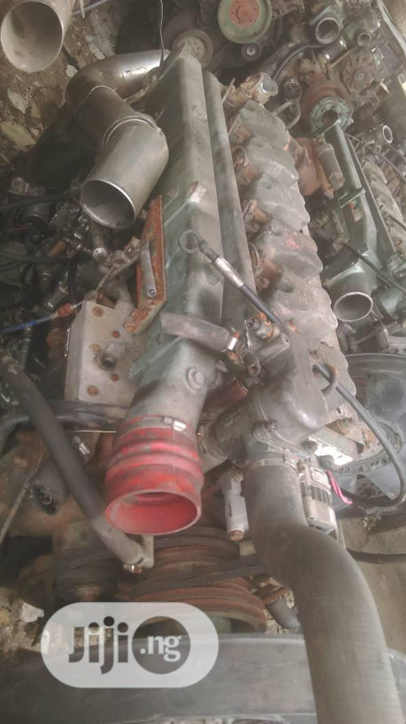 Tokunbo Engine HOWO 371 420 And Gear Box   Vehicle Parts & Accessories for sale in Apapa, Lagos State, Nigeria