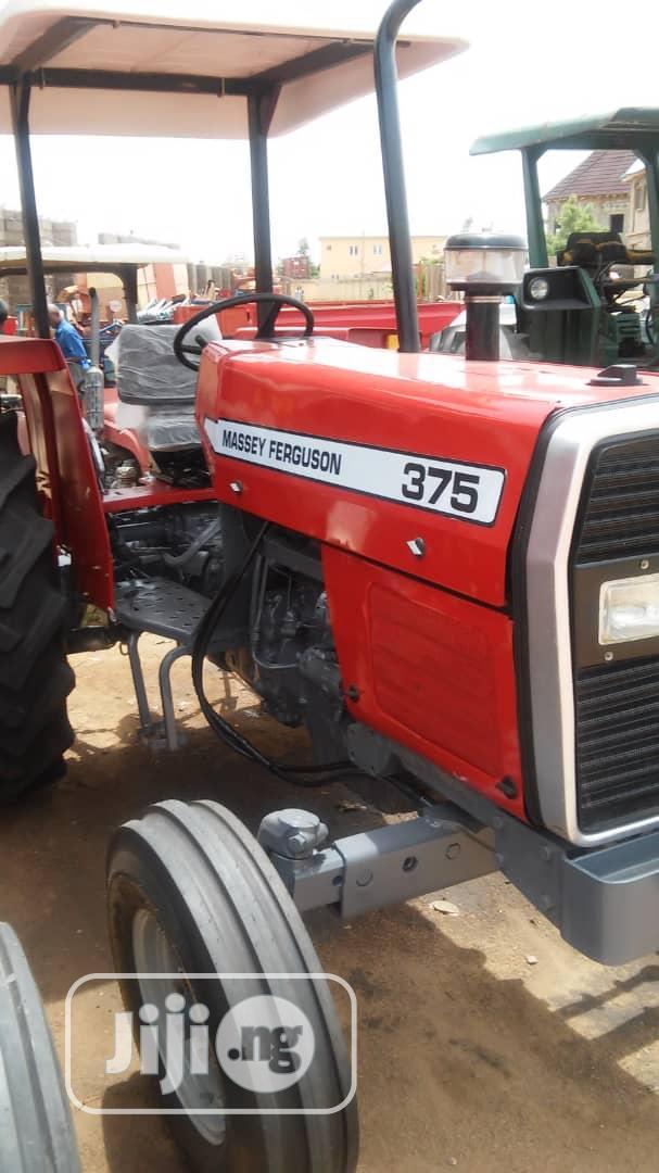 Tractors Brand New MF 375 75HP