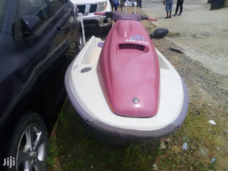 Aricat Boat